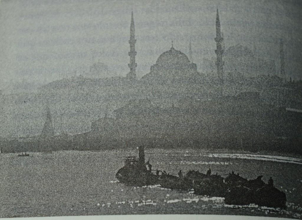 Bosforo Pamuk
