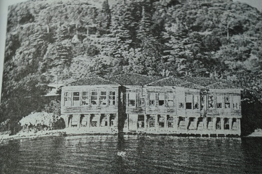 Pamuk Bosforo