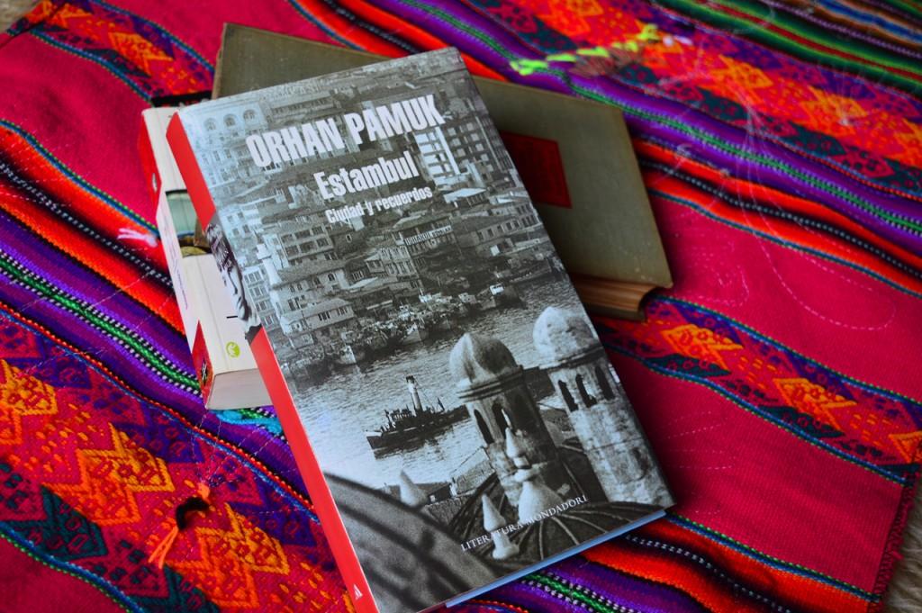 libro Pamuk